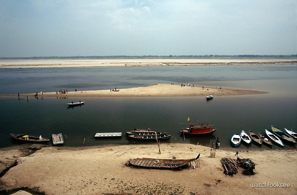 River Ganges | Varanasi - India by watchlooksee