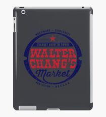 Tremors - Walter Changs Market  iPad Case/Skin