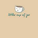 Little Joe the Happy Coffee (simple) by Sarinilli