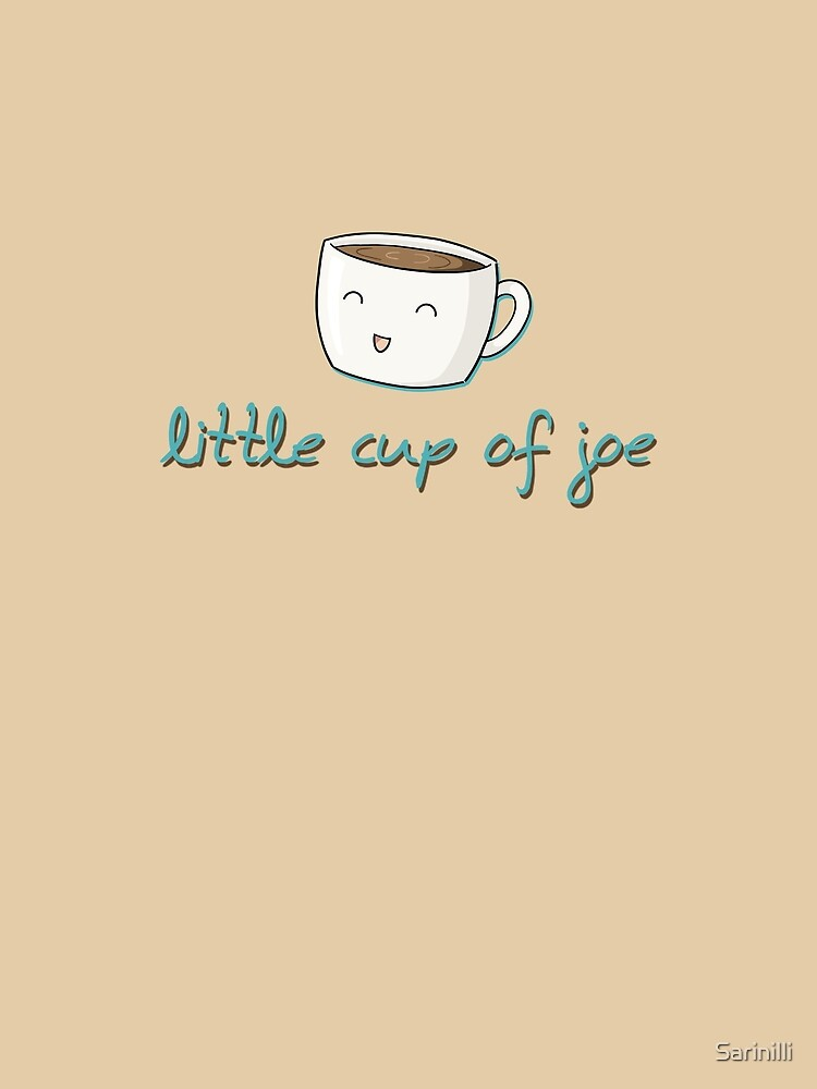 Little Joe the Happy Coffee (simple) by Sarinilli