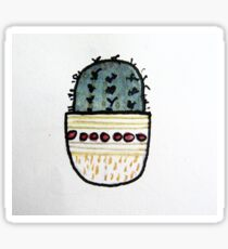 Succulent Watercolour 2 Sticker
