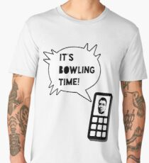 It's bowling time! Men's Premium T-Shirt