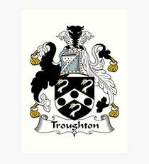 Troughton  Art Print