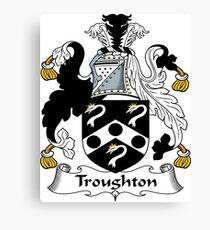 Troughton  Canvas Print