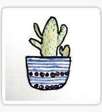 Succulent Watercolour 7 Sticker