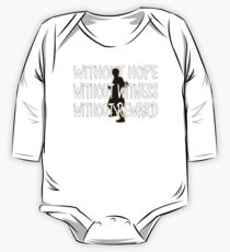 Without Hope, Without Witness, Without Reward Kids Clothes