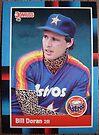 305 - Bill Doran by Foob's Baseball Cards