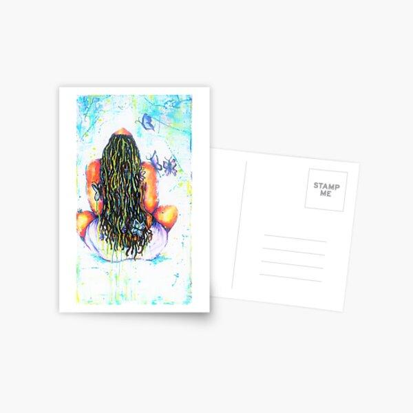 Released Postcard