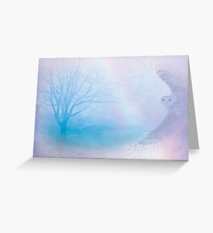 Return Greeting Card
