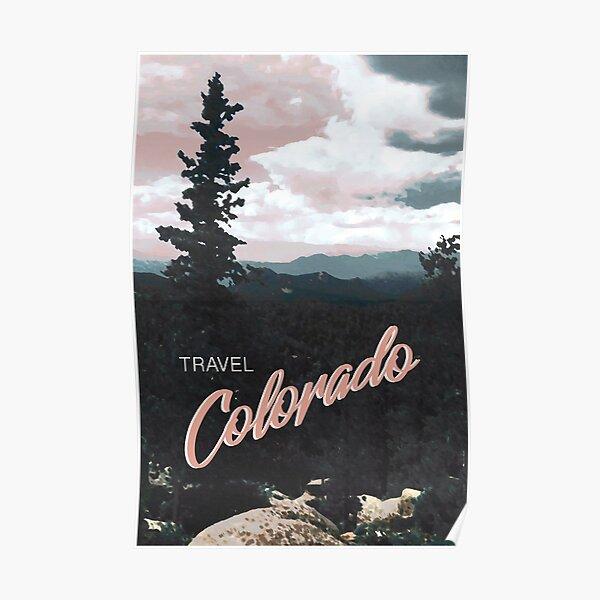 Travel Colorado Poster