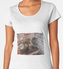 An Old Copper Kettle Women's Premium T-Shirt