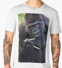 Chop-sticks are not for everyone Men's Premium T-Shirt