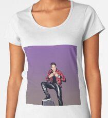 Jon Bernthal Women's Premium T-Shirt