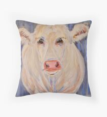 Marshmallow Throw Pillow