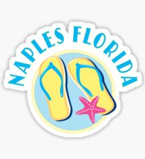 Naples Florida Sticker