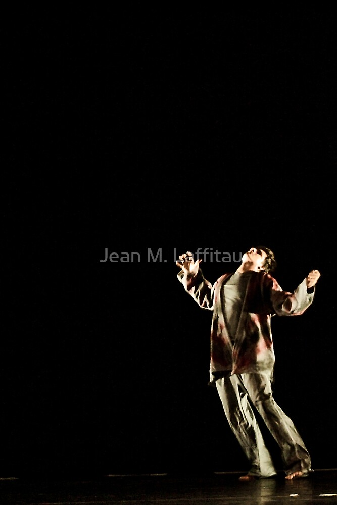 Firebird by Strawinsky 01 by Jean M. Laffitau