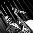 Ron Carter 01 by Jean M. Laffitau