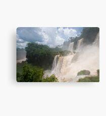 Iguazu, Argentina Metal Print