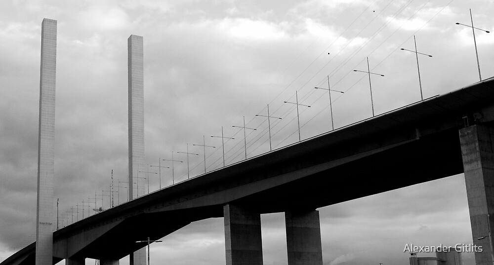 Bolte Bridge by Alexander Gitlits