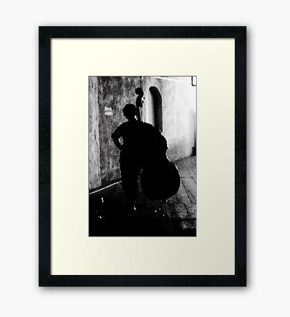 Leo Framed Print