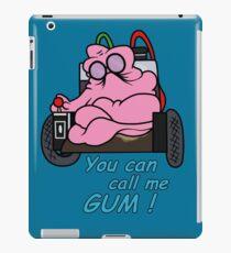GUM! iPad Case/Skin