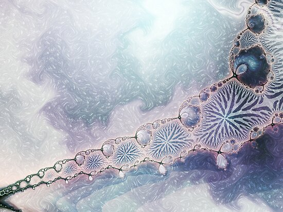 Fractal Impression 2 by rocamiadesign