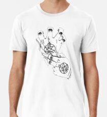 Fullmetal Alchemist - Roy Mustang Handschuhe Männer Premium T-Shirts