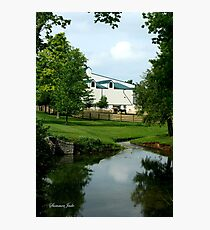Kentucky Horse Park ~ Barn Photographic Print