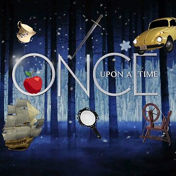 ONCE UPON A TIME new! by Mominsminions