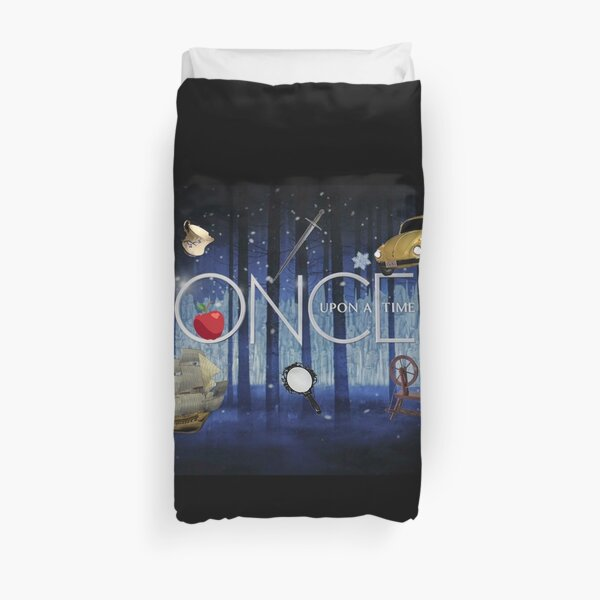 ONCE UPON A TIME new! Duvet Cover