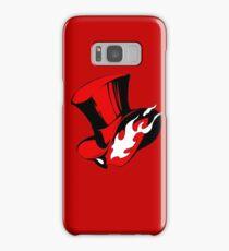 Persona 5 Phantom Thieves Logo Samsung Galaxy Case/Skin