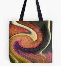 Nature's Illusions- Rainbow Flow Tote Bag
