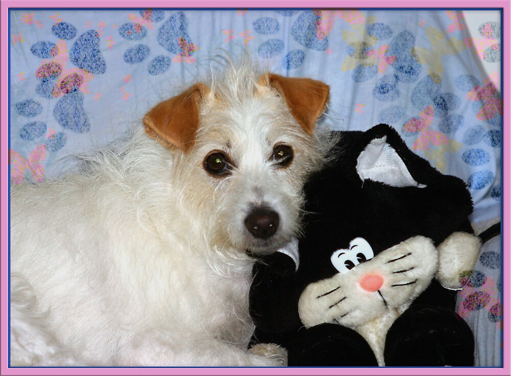 Tessy My dogy by EmilyWinter