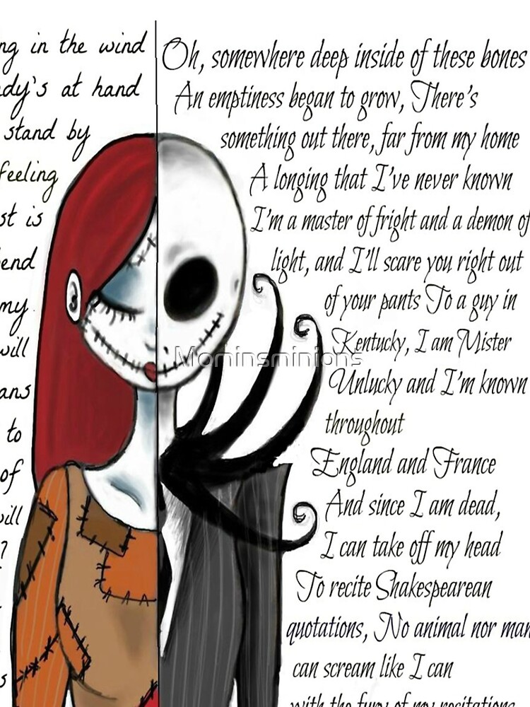 Nightmare Before Christmas by Mominsminions