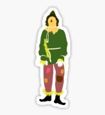 The Wizard of Oz Scarecrow Sticker