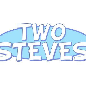 Two Steves by childishgavino