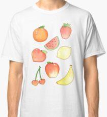 More Fruits Classic T-Shirt