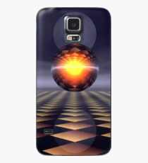 Sphere and Moon Case/Skin for Samsung Galaxy