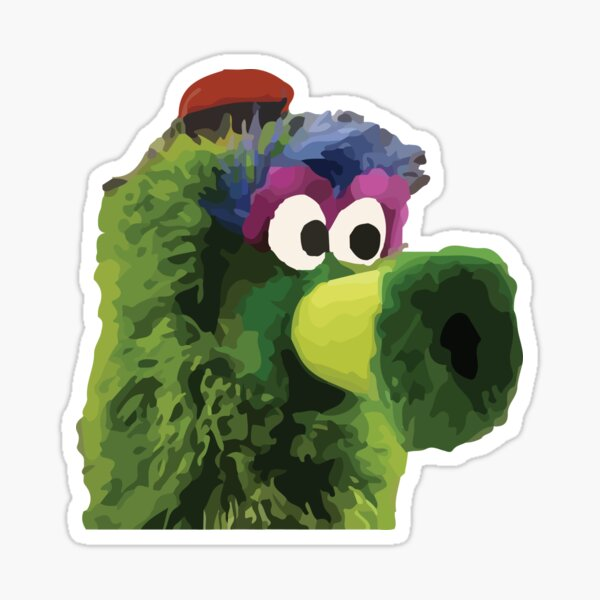 PHILLIE PHANATIC Sticker