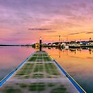 Myer Street Jetty..... by Tracie Louise