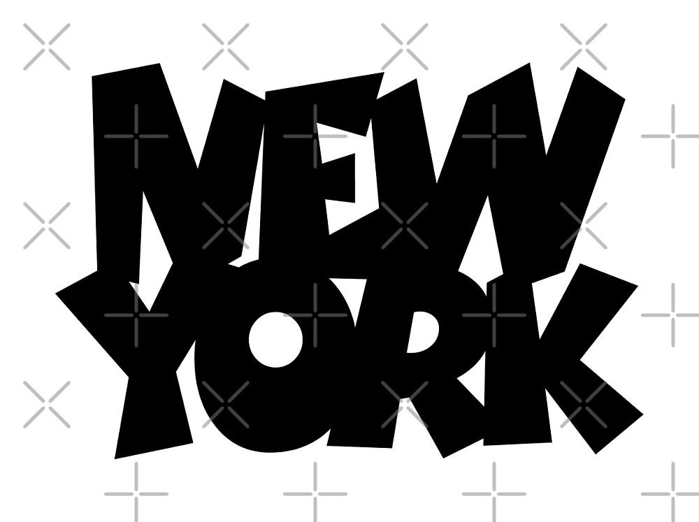 New York by theshirtshops