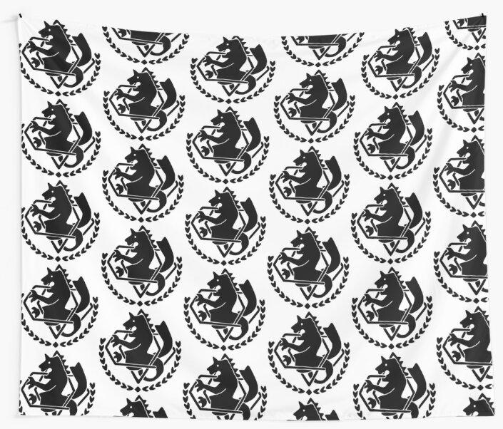 Fullmetal Alchemist Alchemist Symbol Wall Tapestries By