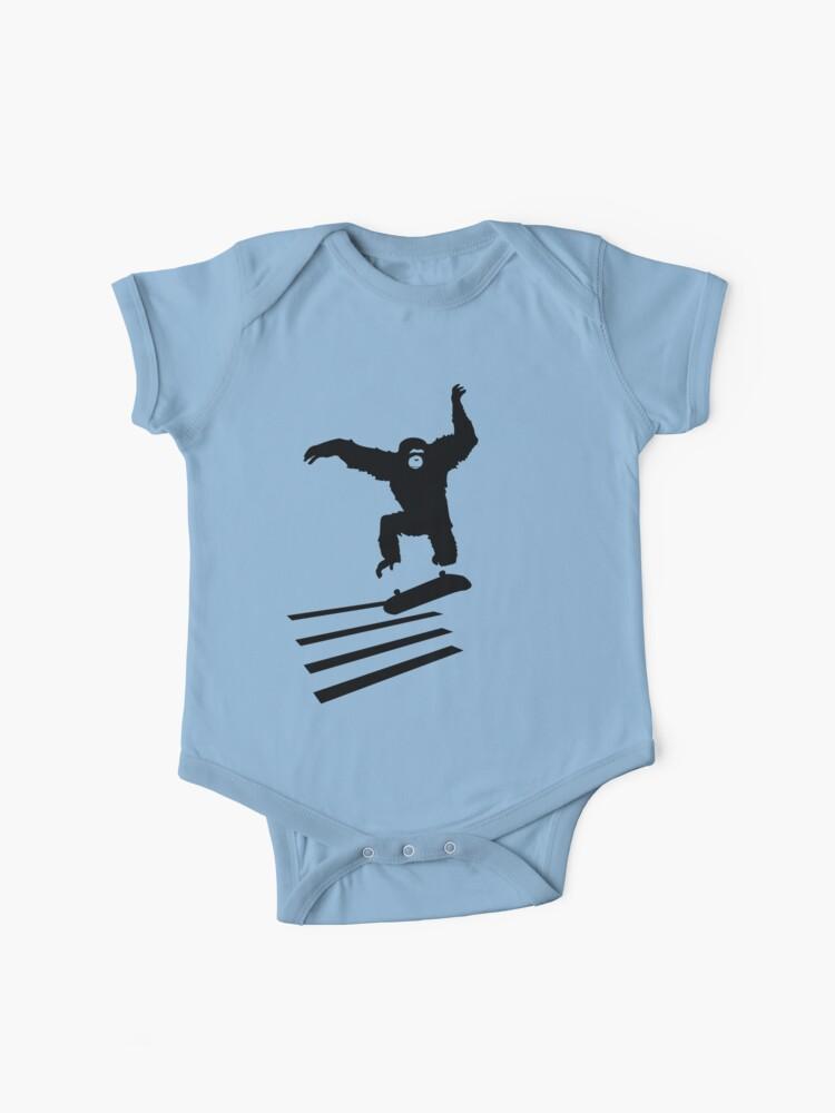 détaillant en ligne 6aba0 f3efc Patín de primates | Body para bebé