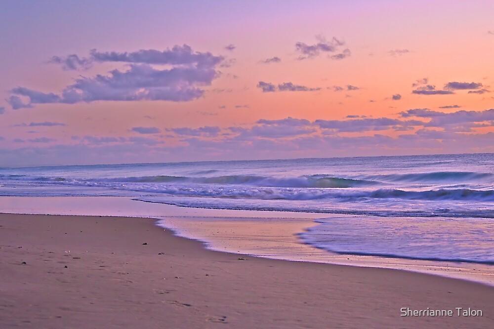 Sunrise Saturation by Sherrianne Talon