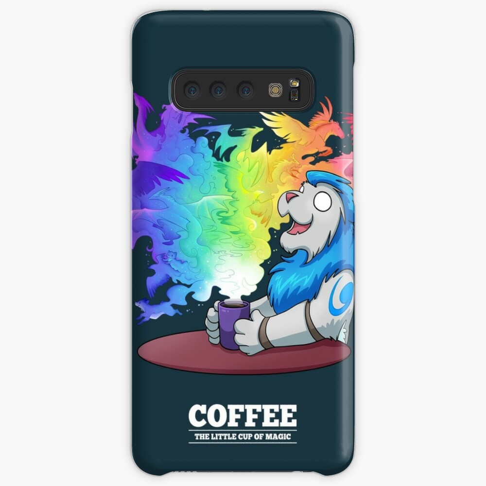 Cup of Coffee Case & Skin for Samsung Galaxy