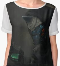 Cayde-6 Women's Chiffon Top