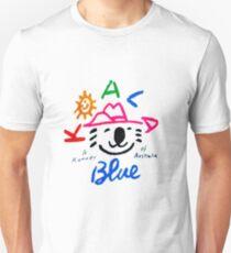 Koala Blue - Olivia Newton-John Unisex T-Shirt