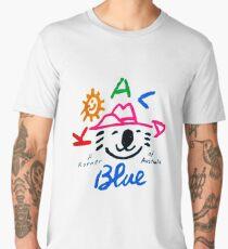 Koala Blue - Olivia Newton-John Men's Premium T-Shirt