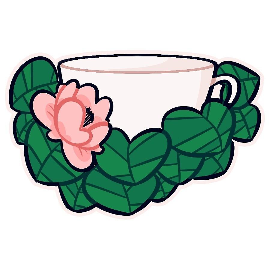 Topiary Tea by ArtisticEternal