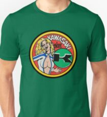 Kawasaki Okee Girly Unisex T-Shirt